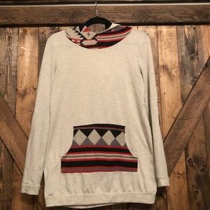 Boutique style pullover